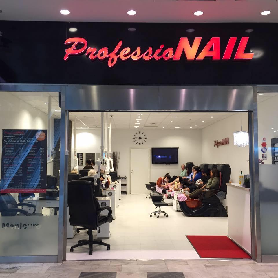 professional nails haninge